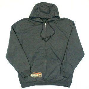 The Traveling Wilburys Logo Full Zip Hoodie - XL